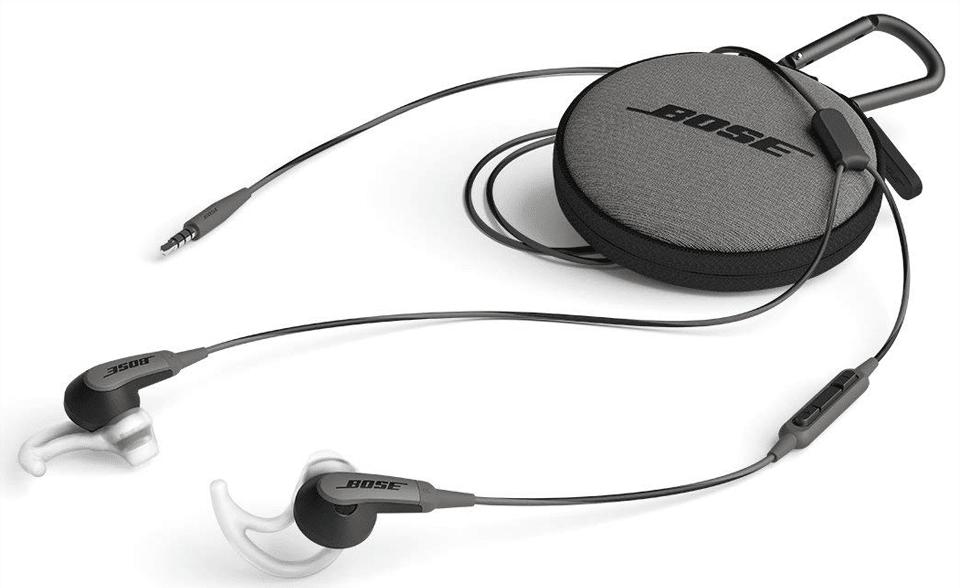 Căști Bose SoundSport cu fir
